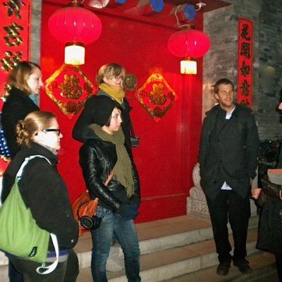 Newman Tours Beijing Ghost Tour