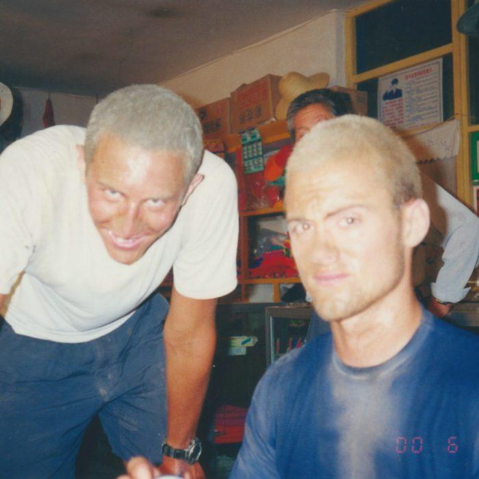 Eddie Davis helped Newman Tours develop their Great Wall content.