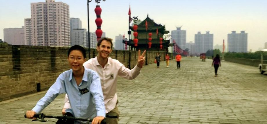 Xi'an City Wall Tour: Cycle the Ancient Capital's Walls