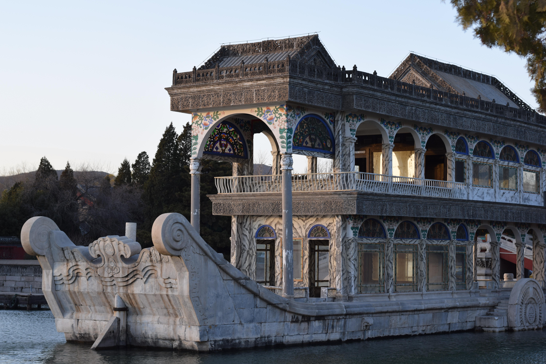 Summer Palace - Stone Boat
