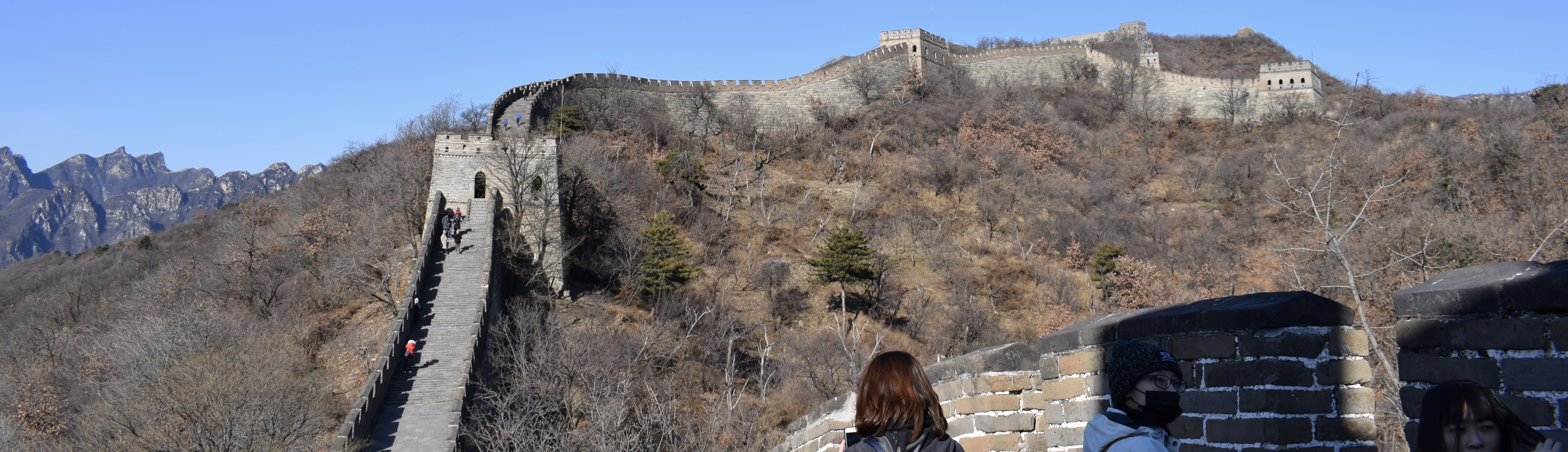 Great Wall and Summer Palace Excursion